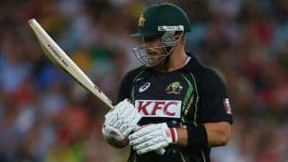 Australia vs South Africa 2014, 1st T20I at Adelaide: Aaron Finch dismissed off the bowling of Ryan McLaren; Aus 33/1
